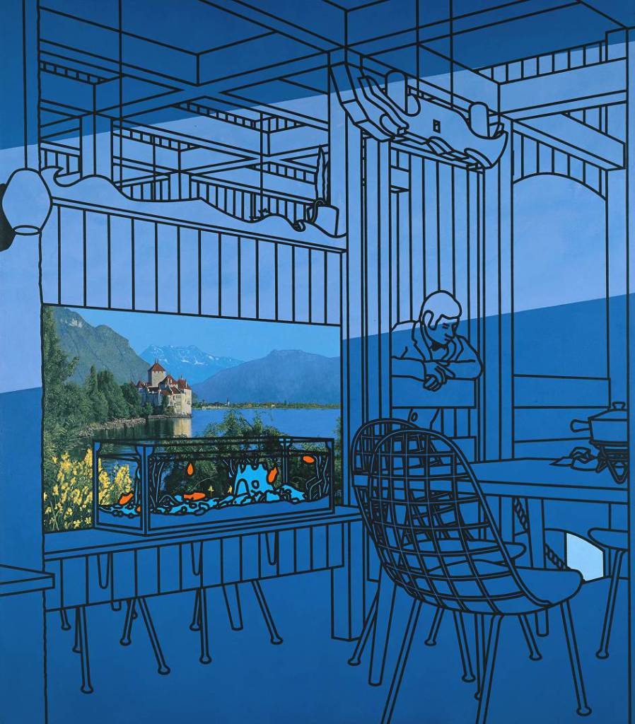 Patrick Caulfield | film • fine art • food