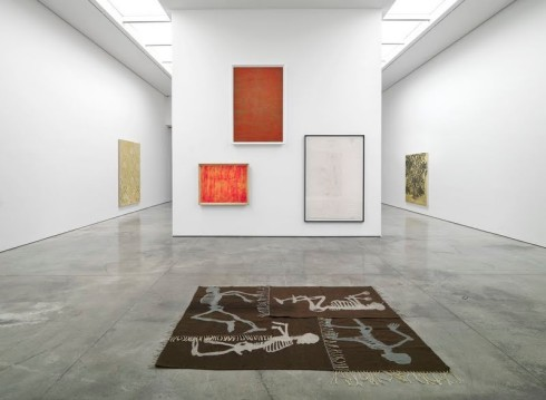 'Losing the Compass', White Cube Mason's Yard, 2015 8